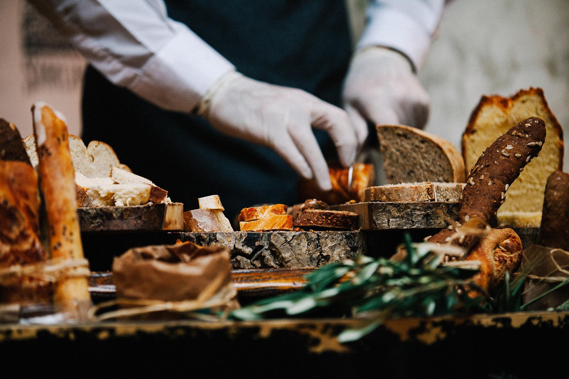 Wedding / Breakfast / Gourmet Buffet